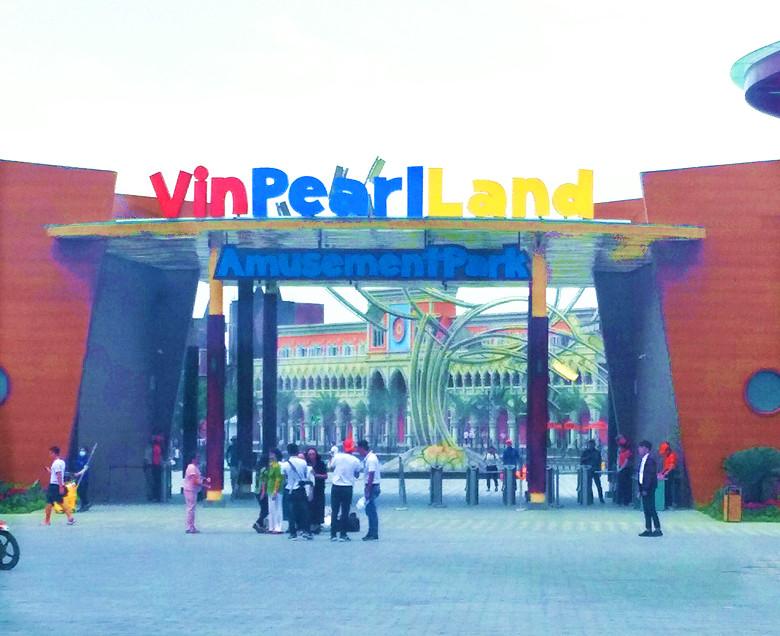 VinPearlLand AmusementPark