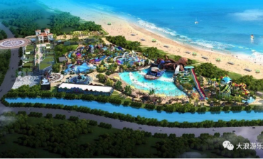 A stellar project sharing from Dalang – Huaxia Atlantis Water Park in Hubei, China