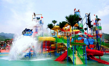 A successful case sharing from Dalang – Bi Zi Ka Water Park in Chongqing, China