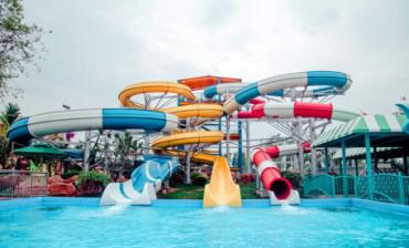 A successful case sharing from Dalang—Rebecca Amusement Park in Xuchang, China