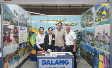 Dalang attended TAAPE, received great feedback from international participants