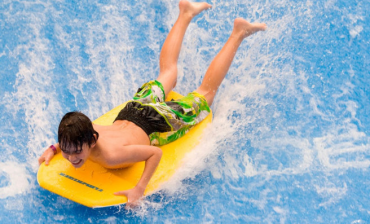 Precautions for Security Management of Water Park