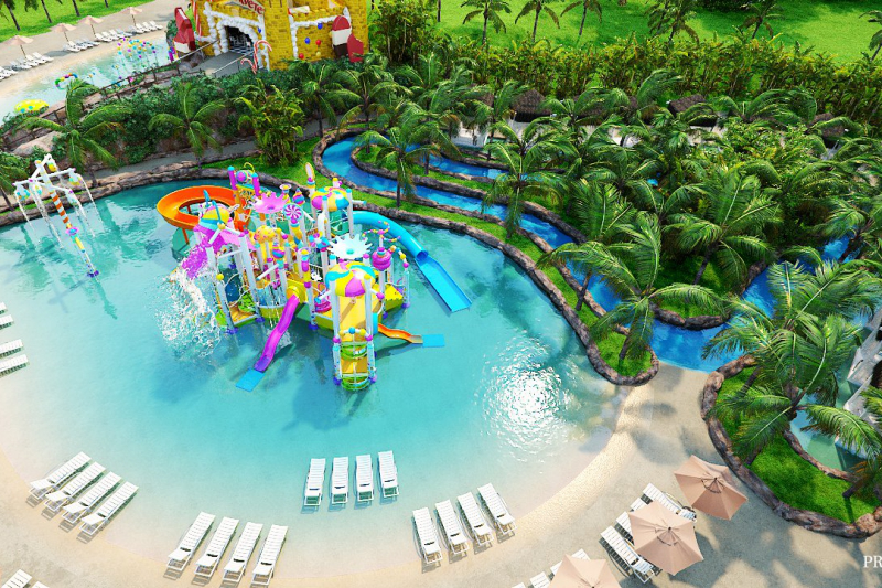 How to Distribute Waterpark Equipment to Gain Profits?