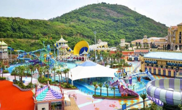 The Main Points of Water Park Theme Planning and Design