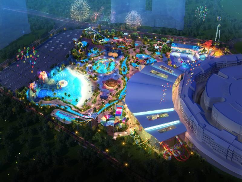 Taihu Dragon Dream World——Zhejiang,China