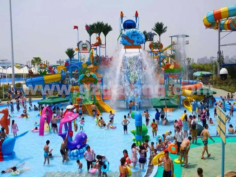Henan Xuchang Rebecca Water Park